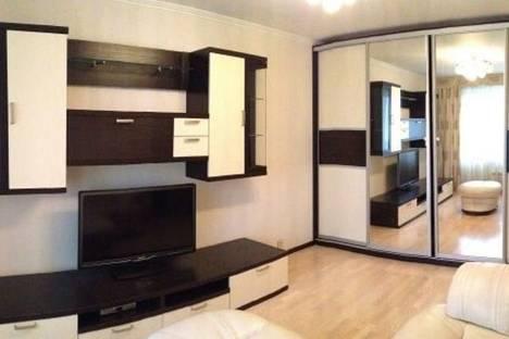 Сдается 2-комнатная квартира посуточнов Казани, Чистопольская 63.