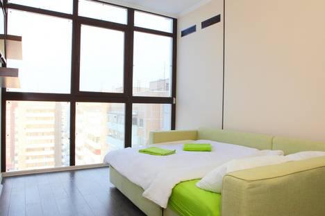 Сдается 3-комнатная квартира посуточнов Химках, ул. Дружбы, д. 1Б.