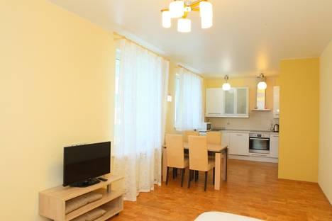 Сдается 1-комнатная квартира посуточнов Химках, ул. Горшина, д. 10.