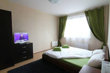 Сдается 2-комнатная квартира посуточно в Химках, Ул. Молодежная, д. 74.