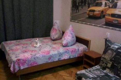 Сдается 1-комнатная квартира посуточно в Сочи, проспект Курортный, 75.
