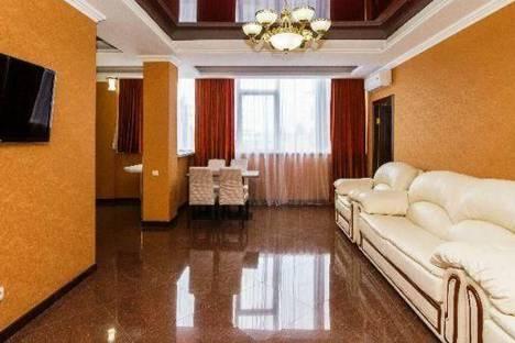 Сдается 1-комнатная квартира посуточнов Сочи, Ульянова, 27.
