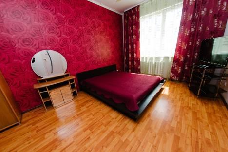 Сдается 2-комнатная квартира посуточно в Оренбурге, ул. Мира, 3/1.