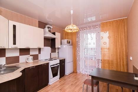 Сдается 1-комнатная квартира посуточнов Тюмени, ул. Республики, 157.