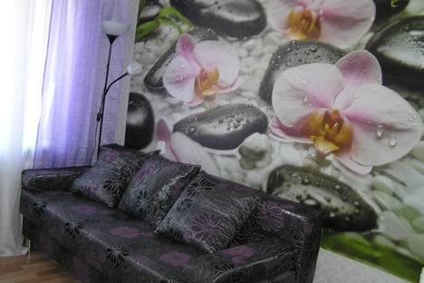 Сдается 1-комнатная квартира посуточнов Тюмени, ул. Грибоедова, 8.