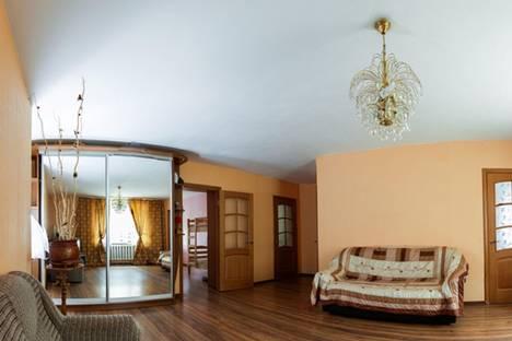 Сдается 4-комнатная квартира посуточнов Могилёве, Урицкого 14.