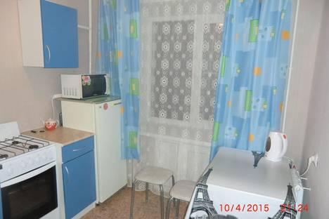 Сдается 1-комнатная квартира посуточно в Костроме, ул. Машиностроителей, 7.