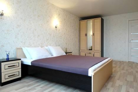 Сдается 2-комнатная квартира посуточно в Туле, ул. Пионерская, 1.