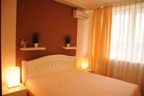 Сдается 2-комнатная квартира посуточнов Партените, ул .Прибрежная. дом 7.