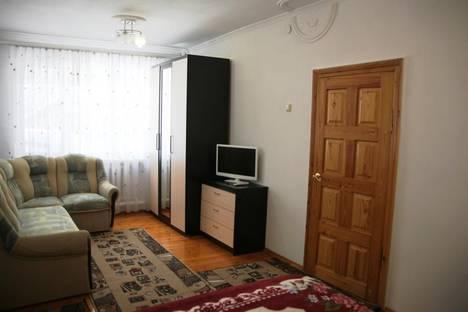 Сдается 1-комнатная квартира посуточно в Кисловодске, переулок Саперный 9.