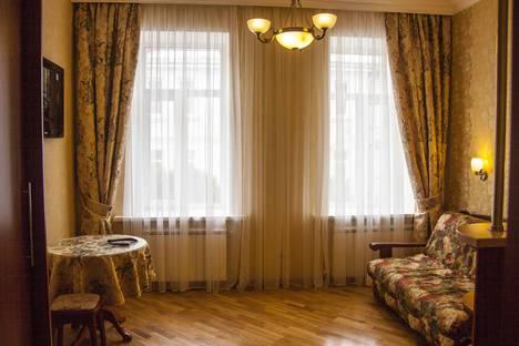 Сдается 1-комнатная квартира посуточно в Кисловодске, ул. Красноармейская, 11.