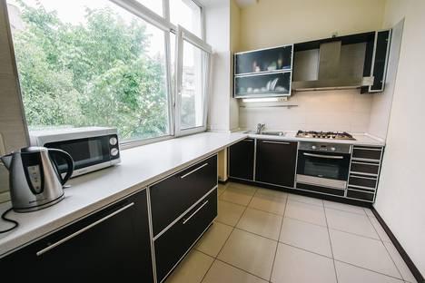 Сдается 1-комнатная квартира посуточно в Смоленске, Краснинская 2-я, 7/1.