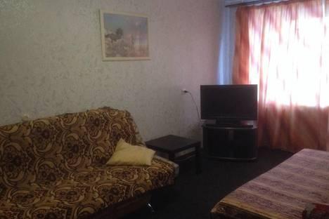 Сдается 1-комнатная квартира посуточнов Уфе, ул. Комсомольская, 23/1.