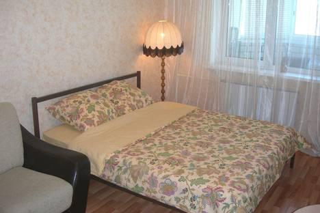 Сдается 1-комнатная квартира посуточнов Екатеринбурге, ул.Машинистов 3.