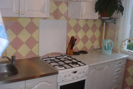 Сдается 1-комнатная квартира посуточно в Алупке, Западная, 21.
