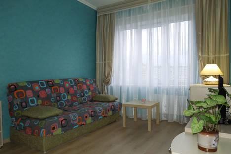 Сдается 1-комнатная квартира посуточно в Пскове, Владимирская, д.8.