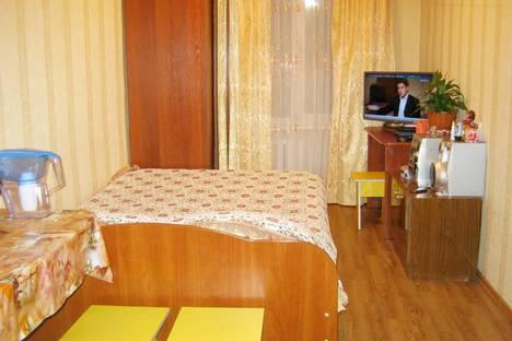 Сдается 1-комнатная квартира посуточно в Тулуне, Угольщиков, 30.