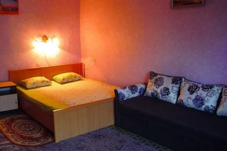 Сдается 1-комнатная квартира посуточно в Геленджике, улица Полевая, 45А.