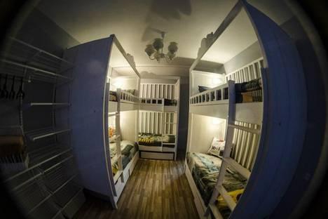 Сдается 2-комнатная квартира посуточнов Кировске, ОЛИМПИЙСКАЯ, 87.