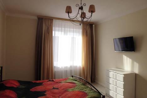 Сдается 1-комнатная квартира посуточно в Зеленоградске, ул. Сибирякова, 7.