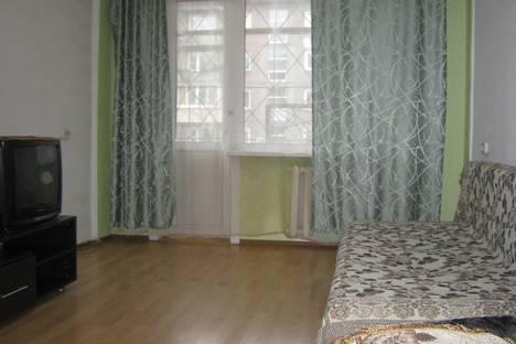 Сдается 2-комнатная квартира посуточно в Улан-Удэ, ул. Ключевская, 32.