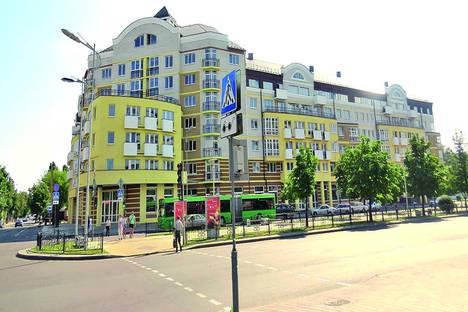 Сдается 2-комнатная квартира посуточно в Бресте, Бульвар Космонавтов, 40.