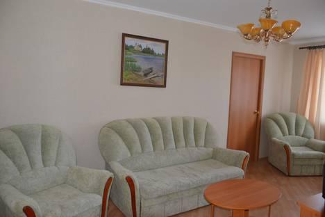 Сдается 2-комнатная квартира посуточнов Вологде, Советский проспект, 30.