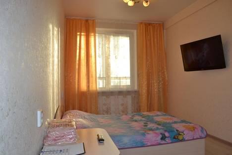 Сдается 1-комнатная квартира посуточно в Кирове, ул. Ленина, 198/2.