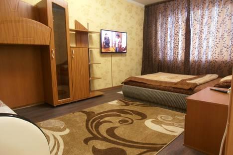 Сдается 1-комнатная квартира посуточнов Новом Уренгое, Ленинградский проспект, 4.