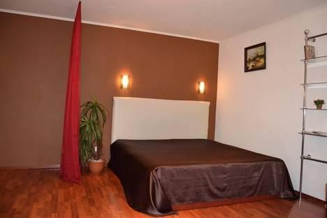 Сдается 1-комнатная квартира посуточно в Кривом Роге, пр.Металлургов,31.