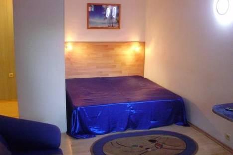Сдается 1-комнатная квартира посуточно в Кривом Роге, пр.Металлургов,34.