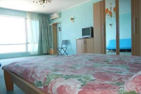 Сдается 1-комнатная квартира посуточно в Алупке, Ленина 14.