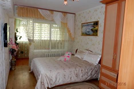 Сдается 2-комнатная квартира посуточно в Гурзуфе, ул.Ореховая,18.