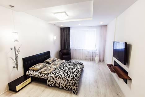 Сдается 1-комнатная квартира посуточно в Бобруйске, ул.Орджоникидзе,44.