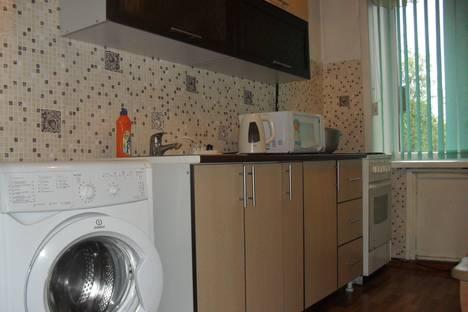 Сдается 2-комнатная квартира посуточно в Горно-Алтайске, Коммунистический проспект, 24.