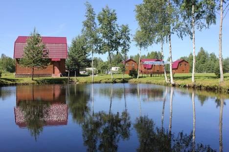 Сдается коттедж посуточнов Петергофе, поселок Таменгонт, д. 1.