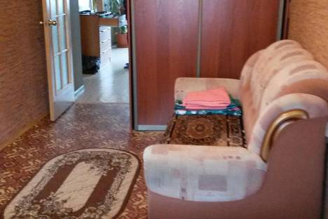 Сдается 2-комнатная квартира посуточнов Чите, ул. Ленина, 128.