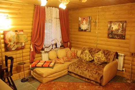 Сдается коттедж посуточно в Ярославле, ул. 4-я Иваньковская, 62а.