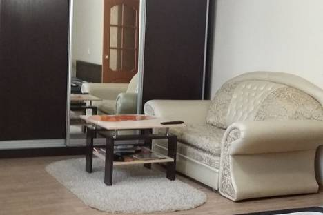 Сдается 1-комнатная квартира посуточно в Кисловодске, ул. Гагарина, 4.