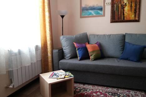 Сдается 1-комнатная квартира посуточно в Кисловодске, Чкалова 72.