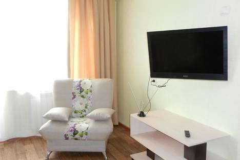 Сдается 2-комнатная квартира посуточно в Иркутске, улица Ярослава Гашека д. 7.