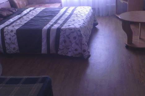 Сдается 1-комнатная квартира посуточнов Красноярске, Светлогорская,11а.