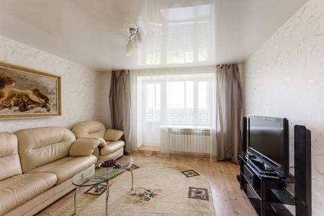 Сдается 2-комнатная квартира посуточнов Вологде, ул. Челюскинцев, 58.
