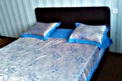 Сдается 2-комнатная квартира посуточно в Норильске, площадь Металлургов, 21.