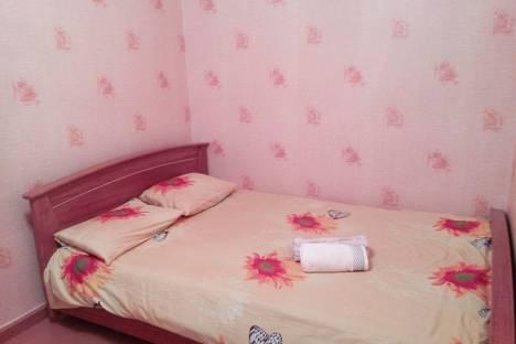 Сдается 1-комнатная квартира посуточно в Норильске, улица Орджоникидзе, 21.