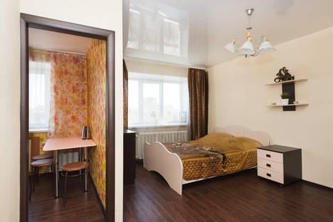 Сдается 1-комнатная квартира посуточнов Екатеринбурге, ул. Челюскинцев, 29.