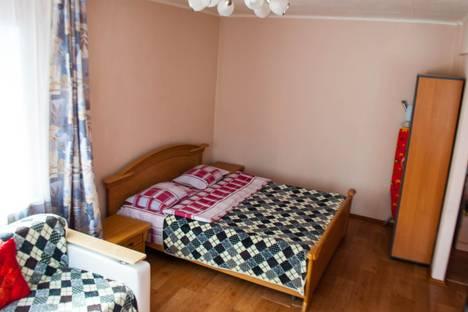 Сдается 1-комнатная квартира посуточно в Ангарске, ул. Чайковского, 39.