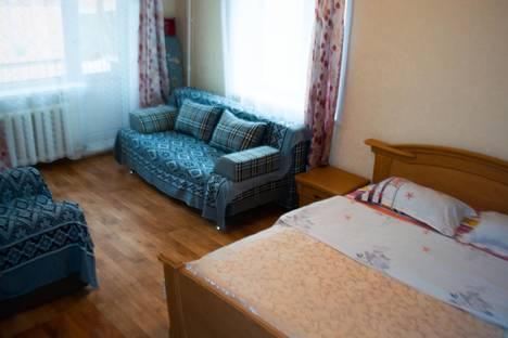 Сдается 1-комнатная квартира посуточнов Ангарске, Чайковского, 20.