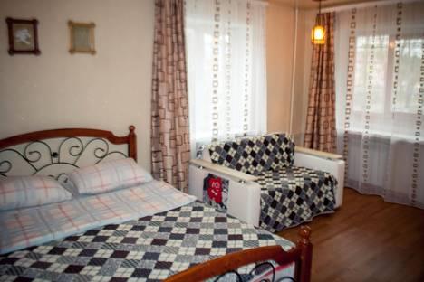 Сдается 2-комнатная квартира посуточно в Ангарске, Чайковского, 37.