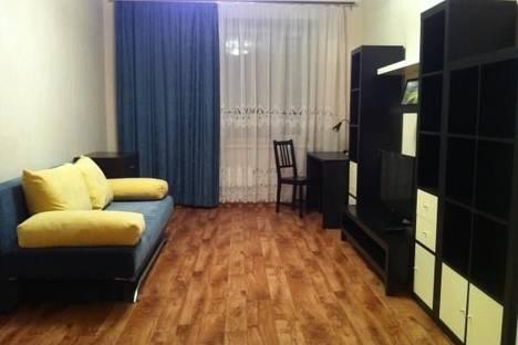 Сдается 1-комнатная квартира посуточно в Междуреченске, Строителей проспект, 18.